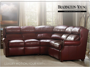 Bradington-Young Luxury Leather Motion Furniture
