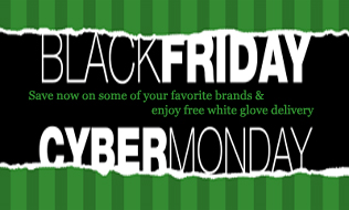 Black Friday-Cyber Monday Leather Sale