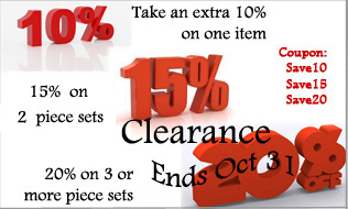 Clearance Special