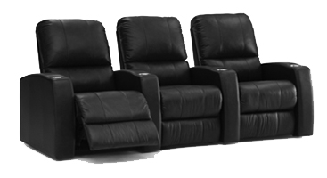 Leather HomeTheater Seats