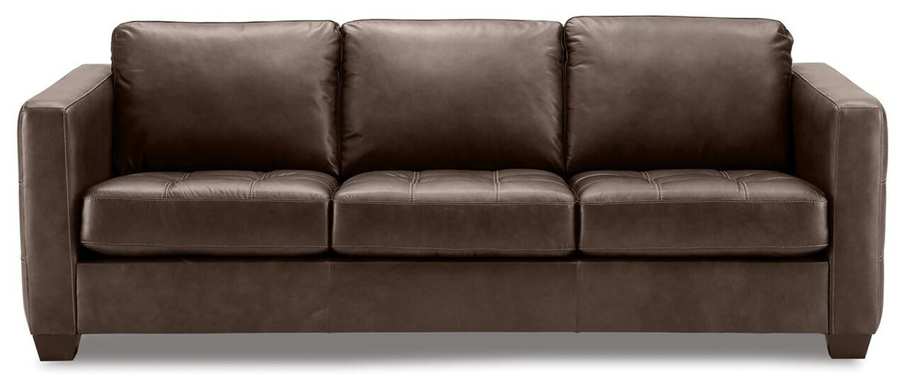 Barrett Leather Sofa Palliser