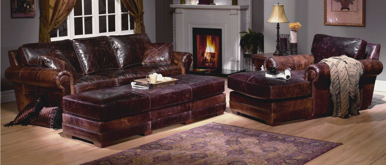 Lassiter Sofa American heritage
