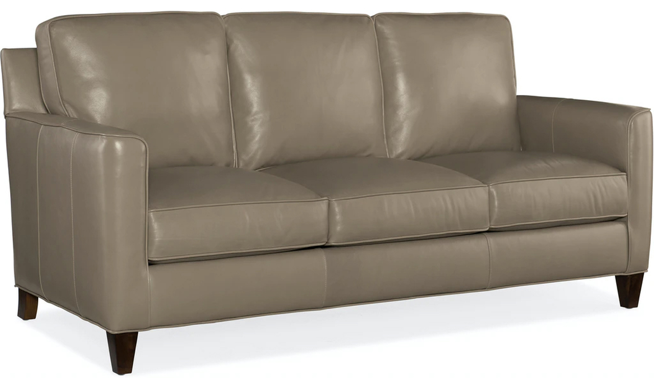 Yorba model 508 Leather Sofa